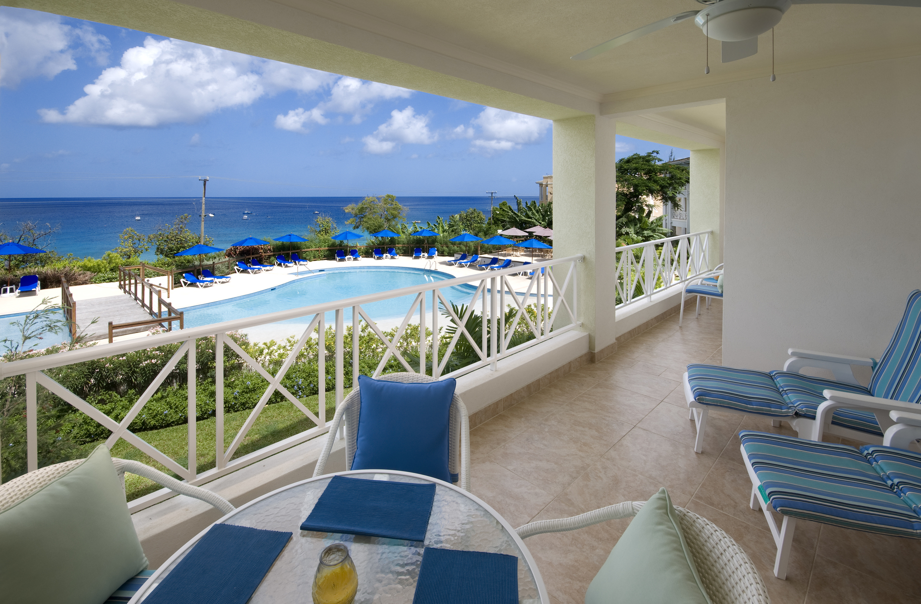 Barbados Villa Connections: Beach View 208