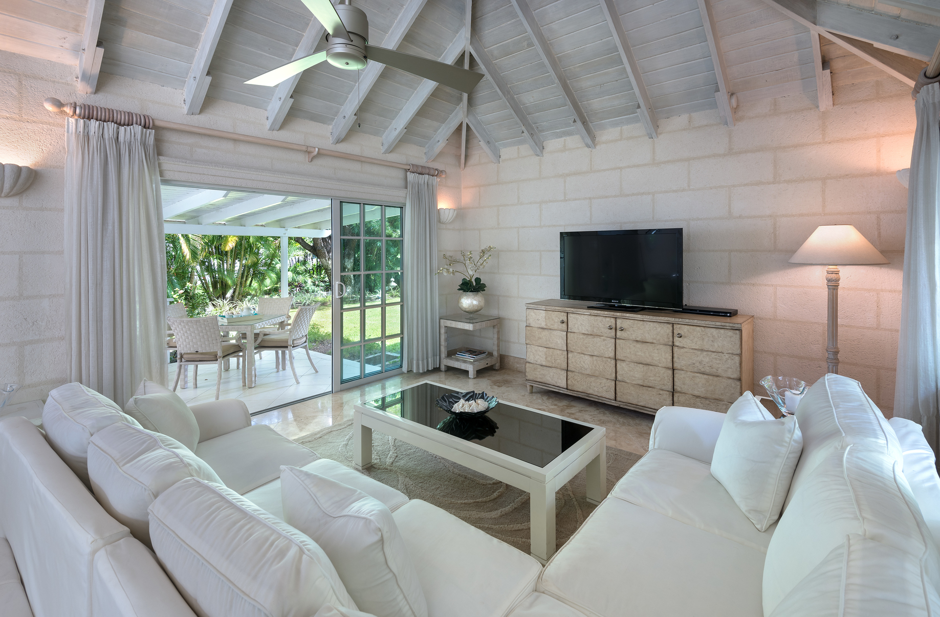 Barbados Villa Connections: Bluff Cottage Sandy Lane