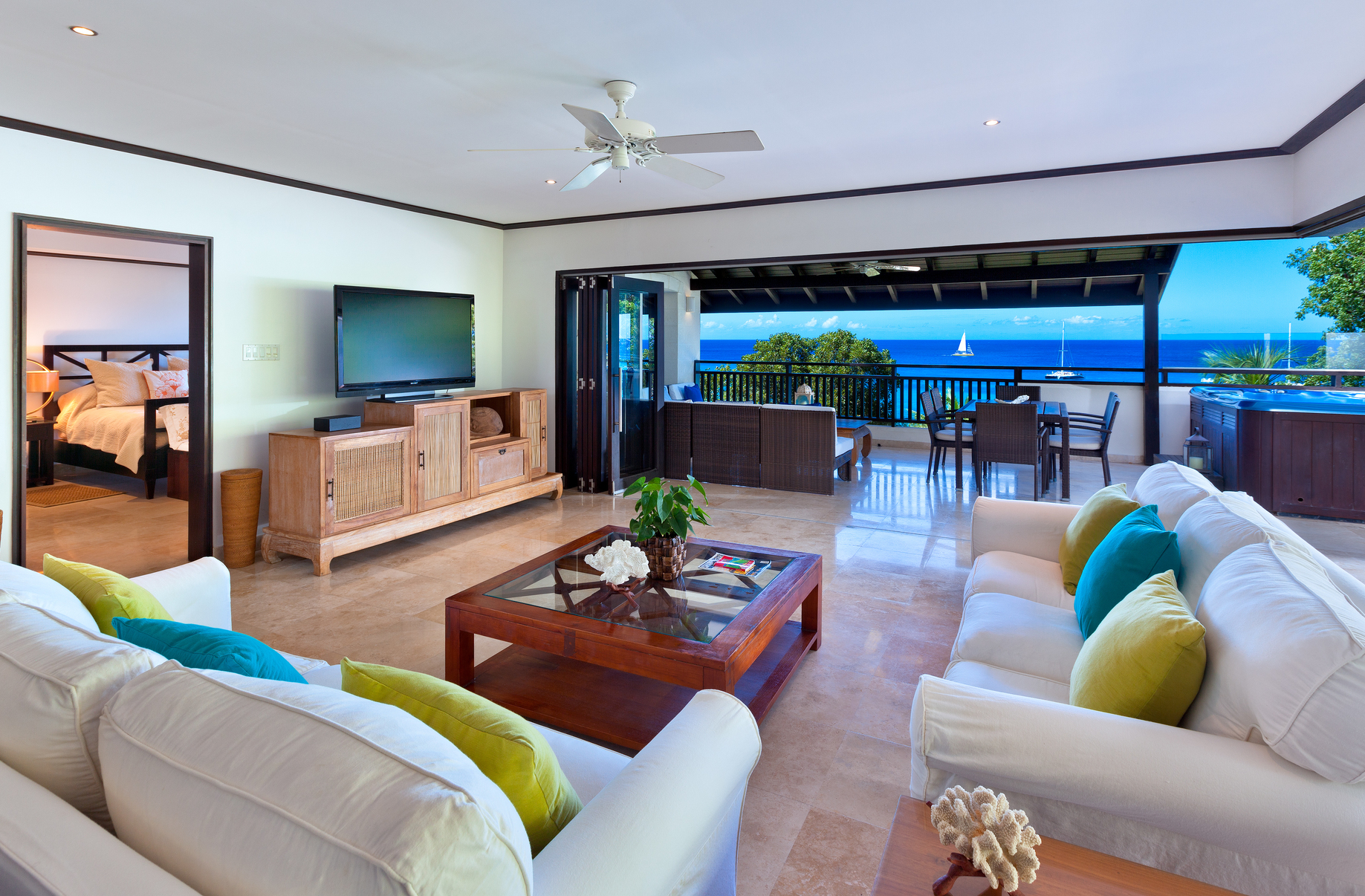 Barbados Villa Connections: Coral Cove Penthouse 15