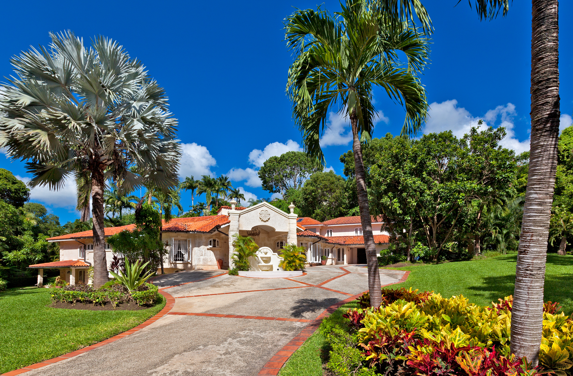 Barbados Villa Connections: Horizons Sandy Lane