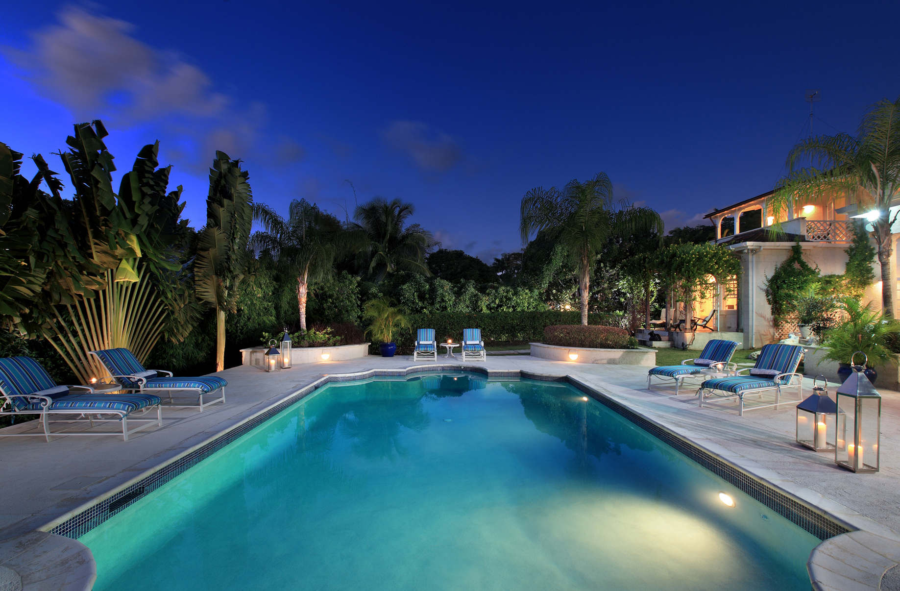 Barbados Villa Connections: Saramanda Sandy Lane