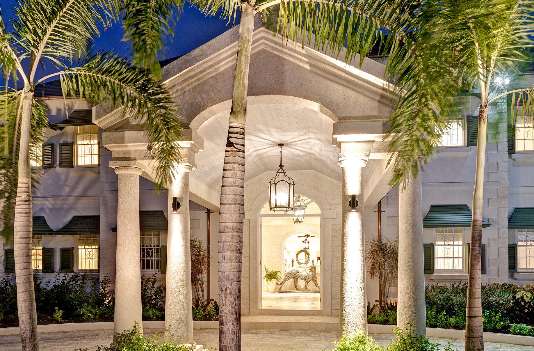 Barbados Villa Connections: Windward Sandy Lane Gallery 1